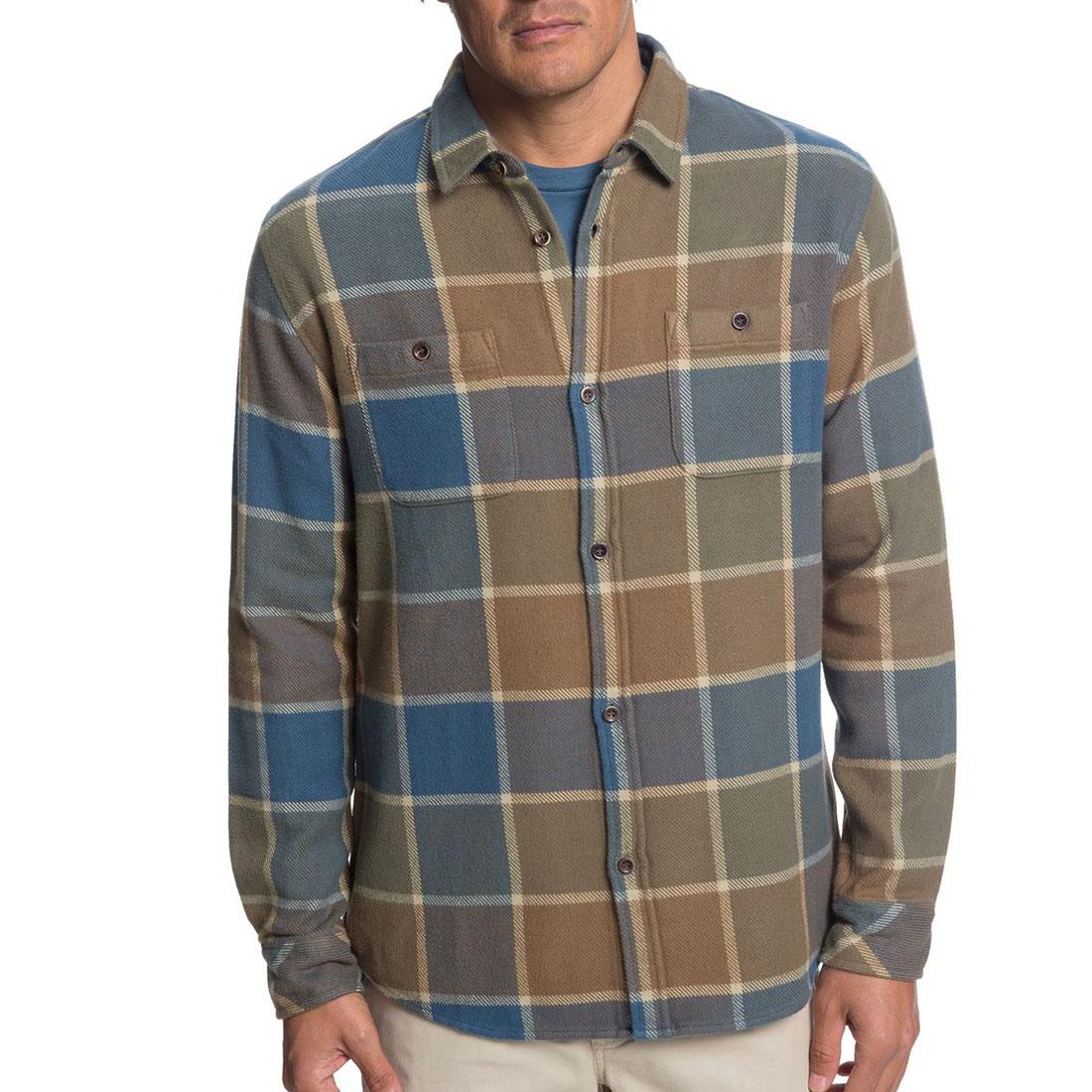 8dbb2fe39413185 Рубашка QUIKSILVER COLDBRFLANNELSH M WVTP FW19 купить в Москве,  Санкт-Петербурге. Рубашка QUIKSILVER COLDBRFLANNELSH M WVTP FW19 цена,  отзывы, ...