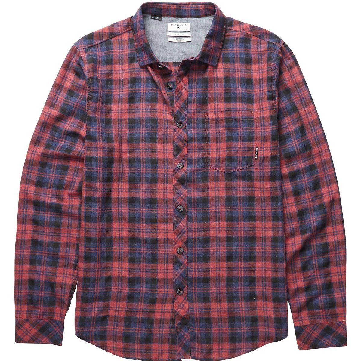 ea40f6e770a3848 Рубашка BILLABONG FREMONT FLANNEL LS SS17 купить в Москве,  Санкт-Петербурге. Рубашка BILLABONG FREMONT FLANNEL LS SS17 цена, отзывы,  скидки в магазине ...