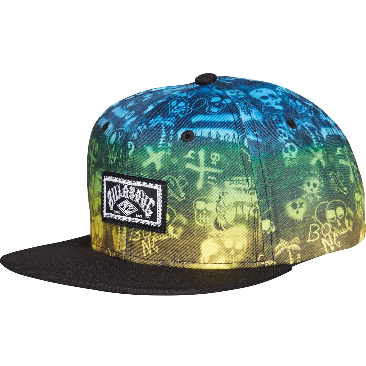 New BAD BILLY SNAPBACK