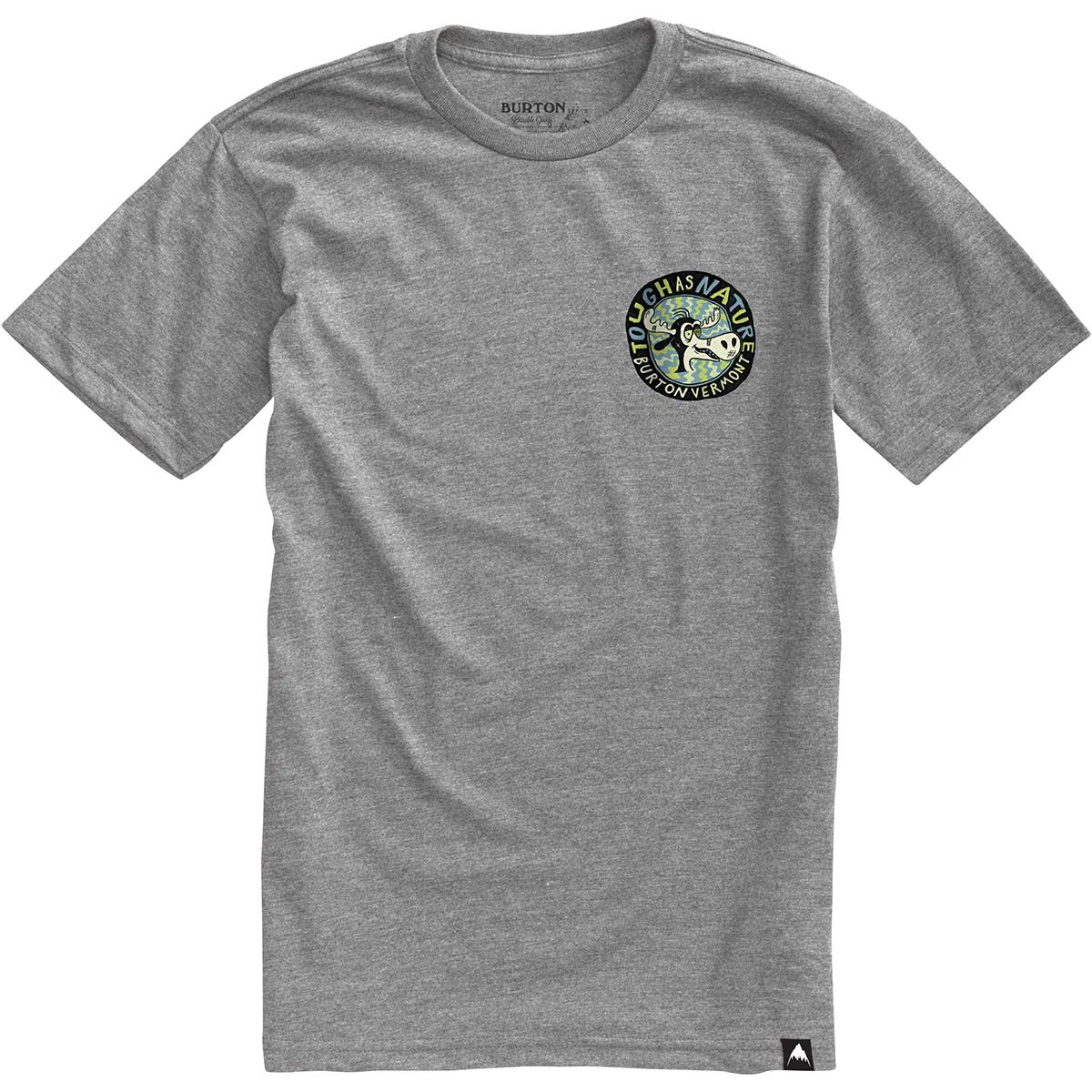 New MB TOUGHASNATURE SSФутболки и Поло<br>Классический крой, приятная ткань, крупный принт на спине и небольшой на груди - отличная футболка!<br> <br> <br> Особенности:<br><br>Мужская футболка<br>Классический крой<br>Мягкий перуанский хлопок<br>С короткими рукавами<br>С круглым вырезом<br>Небольшой принт на груди<br> <br>Объемный принт на спине<br>Состав: 100% хлопок.<br><br>Сезон: SS17<br>Артикул: 67566<br>Цвет: GRAY HEATHER<br>Пол: МУЖ<br>Пол: Мужcкое<br>Размер: L<br>Тип вещи: ФУТБОЛКА