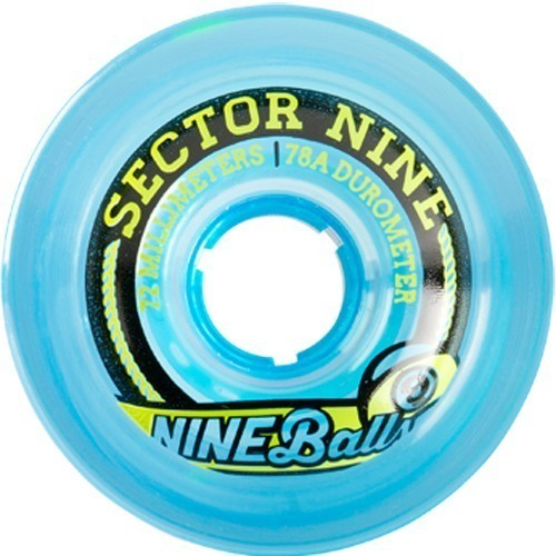 Колеса SECTOR9 TOP SHELF WHEELS SS15 от Sector9 в интернет магазине www.traektoria.ru - 3 фото