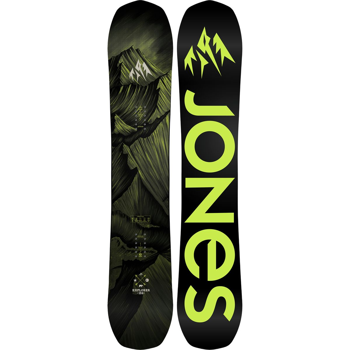 Сноуборд JONES EXPLORER FW18 купить в Москве, Санкт-Петербурге. Сноуборд  JONES EXPLORER FW18 цена, отзывы, скидки в магазине Траектория 41f7ef54d02