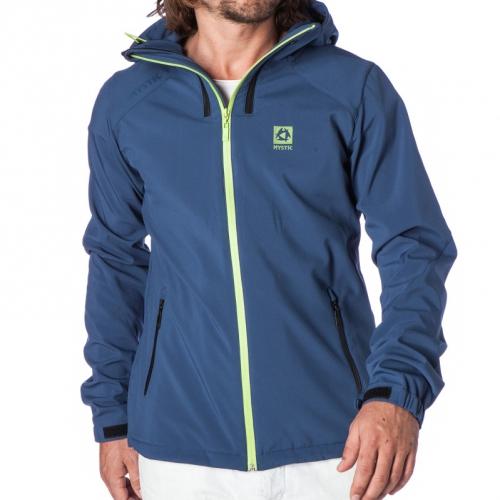 GLOBAL 3.0 JACKETКуртки городские<br>Легкая технологичная куртка из эластичной водонепроницаемой ткани 5000 мм. Дополнена капюшоном с системой затяжки и регулировки и боковыми карманами на молнии. Лучше всего подойдет для занятий спортом в прохладную погоду.<br> <br> <br> Особенности:<br><br>Трехслойная мембрана<br><br>Эластичная 4-way stretch ткань<br><br>Влагонепроницаемость 5000 мм<br><br>Дыщащие свойства 5000 г/ m2/ 24 ч<br><br>Водонепроницаемая молния<br><br>Капюшон с системой затяжки и регулировки<br><br>Эластичные манжеты рукавов на липучках<br><br>Боковые карманы на молнии<br><br>Логотип Mystic<br><br>Состав: 95% полиэстер, 5% спандекс<br><br>Сезон: SS15<br>Артикул: 44161<br>Цвет: DENIM LIME<br>Пол: МУЖ<br>Пол: Мужcкое<br>Размер: M<br>Тип вещи: КУРТКА ГОРОДСКАЯ