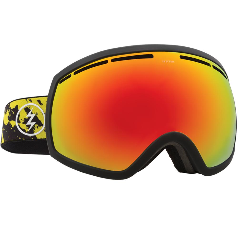 Sale EG2Маски<br>Удобная сноубордическая маска с большой линзой, которая обеспечит превосходный обзор без бликов и искажений в любых погодных условиях. Благодаря двойной линзе и продуманной системе вентиляции маска не будет запотевать, а большой размер линзы и уменьшенная оправа обеспечат максимальный угол обзора . Трехслойный вспененный материал с антибактериальным флисовым покрытием обеспечит комфортную посадку, а силиконовые вставки помогут избежать соскальзывание.  <br> <br> <br> Особенности: <br> Характеристики линзы: <br><br>100% защита от ультрафиолета (UV) <br><br>Двойные сферические поликарбонатные линзы, крупные <br><br>Покрытие, устойчивое к образованию царапин <br><br>Противотуманное покрытие <br><br>Антибликовое покрытие <br><br>Поляризованные линзы <br><br>Для расцветок с маркировкой в названии +BL - бонусная линза в комплекте (фильтр Yellow chrome или Clear). <br><br> <br>  Характеристики оправы: <br><br>Эргономичная форма <br><br>Ультра-лёгкая и прочная конструкция из термопластичного уретана <br><br>Слой из трёхслойного вспененного материала по контуру, эргономично спроектированного под лицо <br><br>Регулируемый ремешок, шириной 40 мм <br><br>Совместима со шлемами <br><br>В комплекте чехол из микрофибры.<br><br>Сезон: FW17<br>Артикул: 63131<br>Цвет: RED/YELLOW SPLATTER +BL/BROSE/RED CHROME<br>Пол: УНИ<br>Пол: Мужcкое, Женское<br>Размер: one size<br>Тип вещи: МАСКА