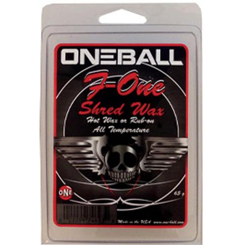 Парафин ONEBALL F-1 HOT WAX