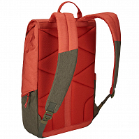 Thule LITHOS BACKPACK ROOIBOS/FOREST NIGHT