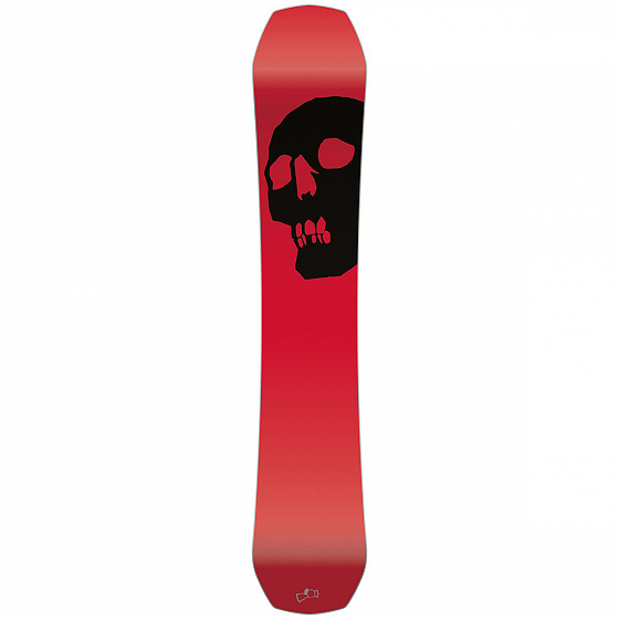 Сноуборд CAPITA The Black Snowboard of Death FW20 от Capita в интернет магазине www.traektoria.ru - 2 фото