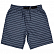 Бордшорты RIPNDIP PEEKING NERM NYLON BOARDSHORTS GREY / BLACK / WHITE
