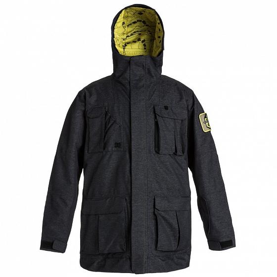 f884b7d27ac1 Куртка DC SNOWMINE JACKET FW14 от DC в интернет магазине www.traektoria.ru -