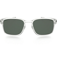 Oakley LATCH SQUARED MATTE CLEAR/DARK GREY