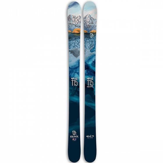 8105881fbd3f Горные лыжи ICELANTIC NOMAD 115 FW17 от ICELANTIC в интернет магазине  www.traektoria.ru