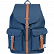 Рюкзак HERSCHEL DAWSON Navy/Tan Synthetic Leather