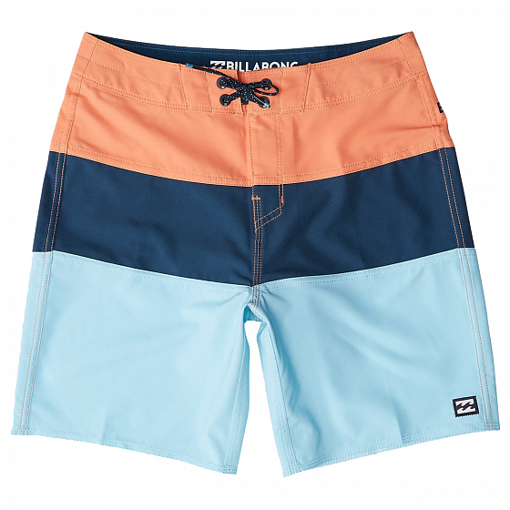Бордшорты BILLABONG TRIBONG PRO SOLID SS19 от Billabong в интернет магазине www.traektoria.ru - 1 фото