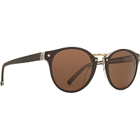 VonZipper STAX SS16 Black Crystal/Bronze