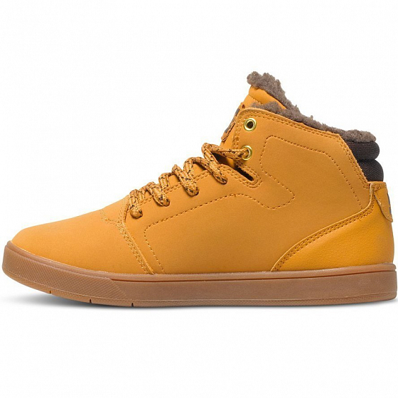 Высокие кеды DC CRISIS HIGH WNT Y SHOE FW от DC в интернет магазине www.traektoria.ru - 3 фото