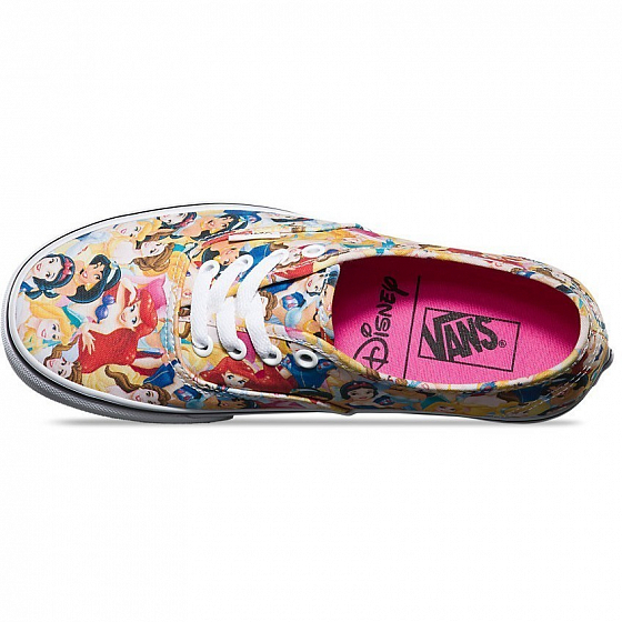 Низкие кеды VANS Authentic FW16 от Vans в интернет магазине www.traektoria.ru - 5 фото