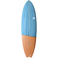 NSP FIGHTING FISH SURF PU ASSORTED