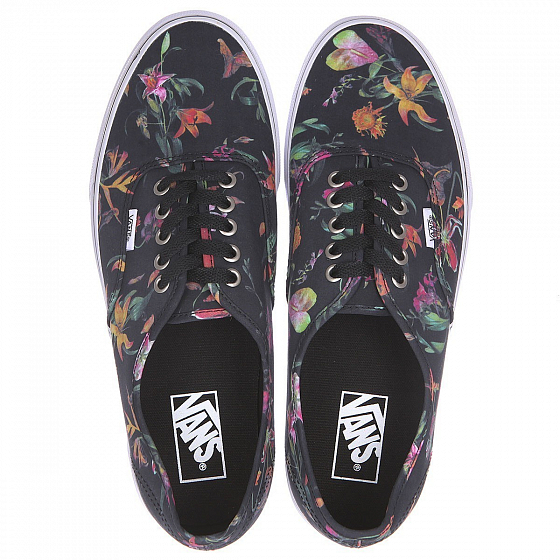 Низкие кеды VANS Authentic FW16 от Vans в интернет магазине www.traektoria.ru - 6 фото