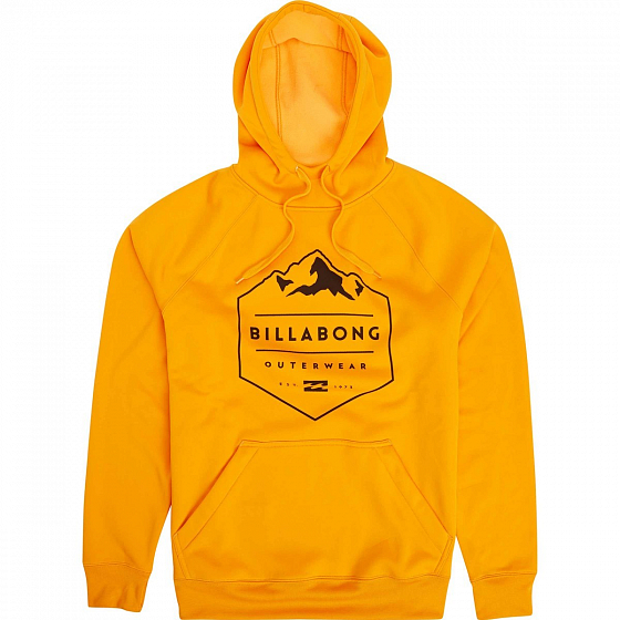 Толстовка BILLABONG DOWN HILL FW17 от Billabong в интернет магазине www.traektoria.ru -  фото