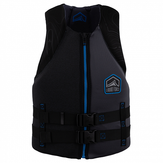 Жилет водный LIQUID FORCE HINGE MENS CGA SS19 от Liquid Force в интернет магазине www.traektoria.ru - 2 фото