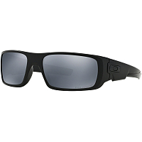 Oakley CRANKSHAFT MATTE BLACK/BLACK IRIDIUM POLARIZED