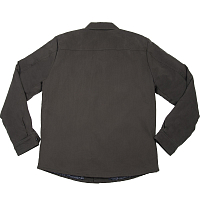 RVCA OFFICERS SHIRT JK PIRATE BLACK