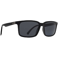VonZipper PINCH SS15 BLACK SATIN/GREY