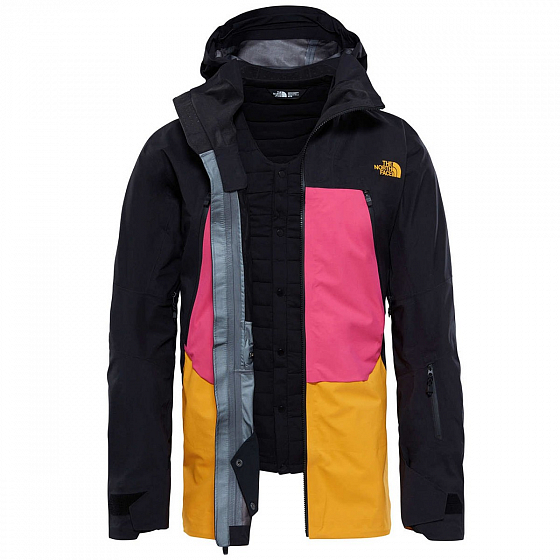 Куртка THE NORTH FACE M PURIST TRIC JACKET FW18 от The North Face в интернет магазине www.traektoria.ru - 2 фото