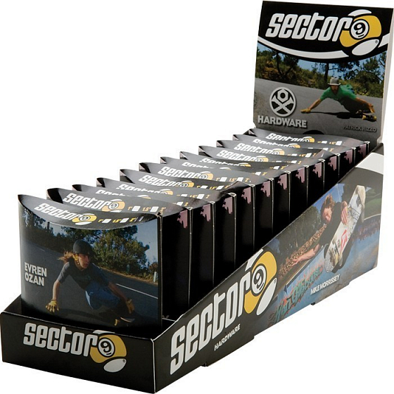 Аксессуар SECTOR9 BOLT PACK 2 P12 SS13 от Sector9 в интернет магазине www.traektoria.ru -  фото