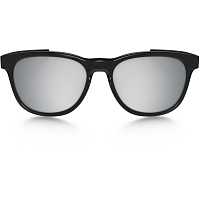 Oakley STRINGER POLISHED BLACK/CHROME IRIDIUM