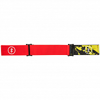 Electric EG2.5 FW17 RED/YELLOW SPATTE +BL/BROSE/RED CHROME