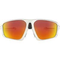 Oakley FIELD JACKET MATTE WHITE/Prizm Ruby