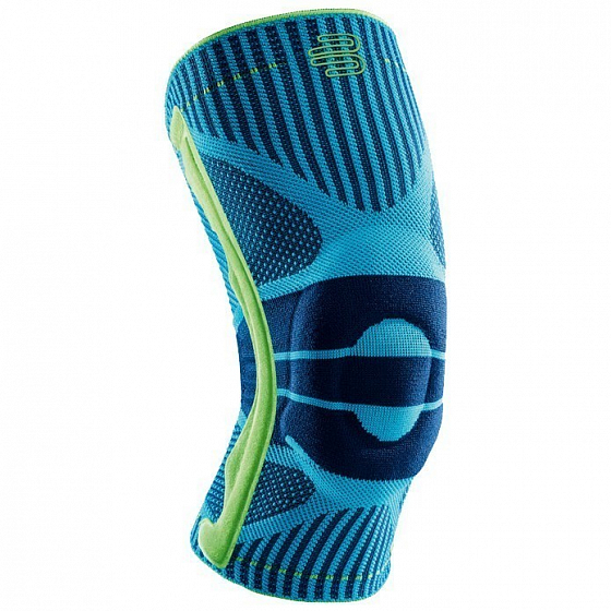 Бандаж BAUERFEIND SPORTS KNEE SUPPORT A/S от BAUERFEIND в интернет магазине www.traektoria.ru - 2 фото