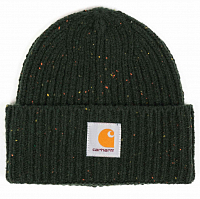 Carhartt WIP ANGLISTIC BEANIE LODEN HEATHER