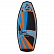 Вейксерф RONIX SUPER SONIC SPACE ODYSSEY - POWERTAIL Powertail - Orange/Blue