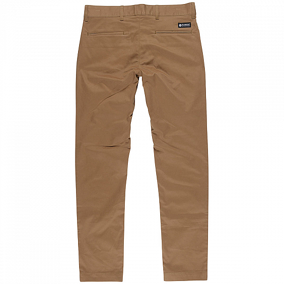 Брюки ELEMENT KREWSON CHINO SS18 от Element в интернет магазине www.traektoria.ru - 2 фото