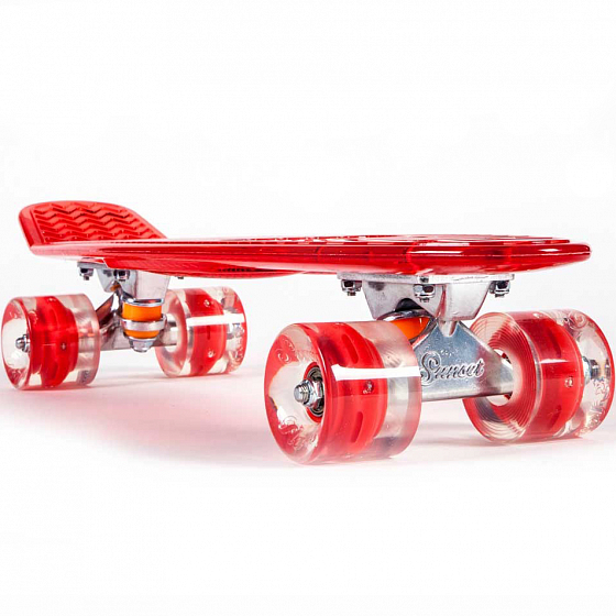 КОМПЛЕКТ СКЕЙТБОРД SUNSET SKATEBOARDS LIFEGUARD COMPLETE 22 SS15 от SUNSET SKATEBOARDS в интернет магазине www.traektoria.ru - 2 фото