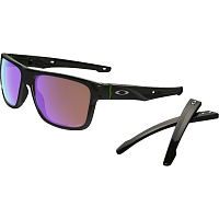 Oakley CROSSRANGE POLISHED BLACK/PRIZM GOLF