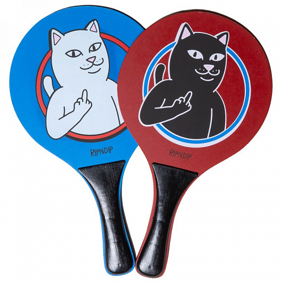 Аксессуар RIPNDIP PADDLE UP PADDLE BALL SET SS19 от RIPNDIP в интернет магазине www.traektoria.ru - 2 фото