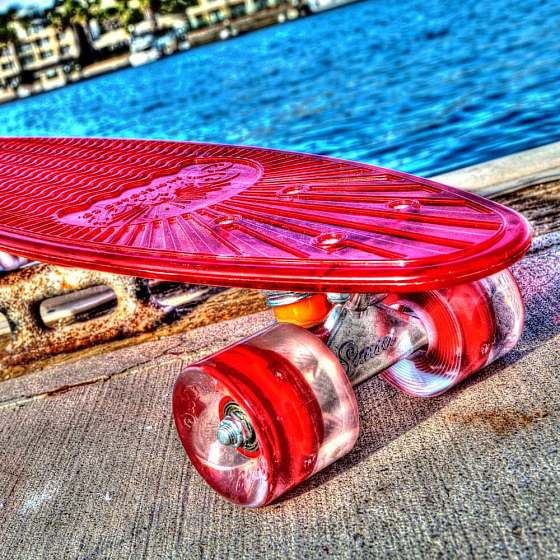 КОМПЛЕКТ СКЕЙТБОРД SUNSET SKATEBOARDS LIFEGUARD COMPLETE 22 SS15 от SUNSET SKATEBOARDS в интернет магазине www.traektoria.ru - 4 фото