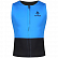 ANKER WETSUIT VEST FRONT ZIP  2/2 MEN'S BLUE/BLACK