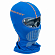 Балаклава BODY DRY MAKALU BALACLAVA Blue/Orange