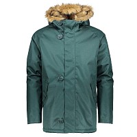 Makia ORIGINAL RAGLAN PARKA GREEN