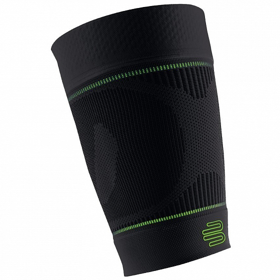 Бандаж BAUERFEIND SPORTS COMPRESSION SLEEVES UPPER LEG A/S от BAUERFEIND в интернет магазине www.traektoria.ru - 1 фото