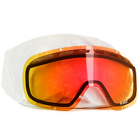Dragon D2 Rpl Lens FW17 Red Ionized