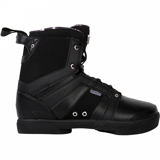 Ботинки BYERLY System Boot SS13 от Byerly в интернет магазине www.traektoria.ru - 2 фото