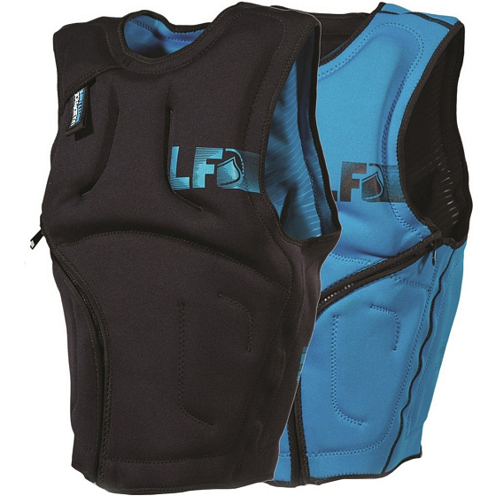 Жилет водный LIQUID FORCE SUPREME IMPACT VEST SS от Liquid Force в интернет магазине www.traektoria.ru -  фото