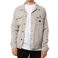 Billabong THE CORD JACKET SILVER