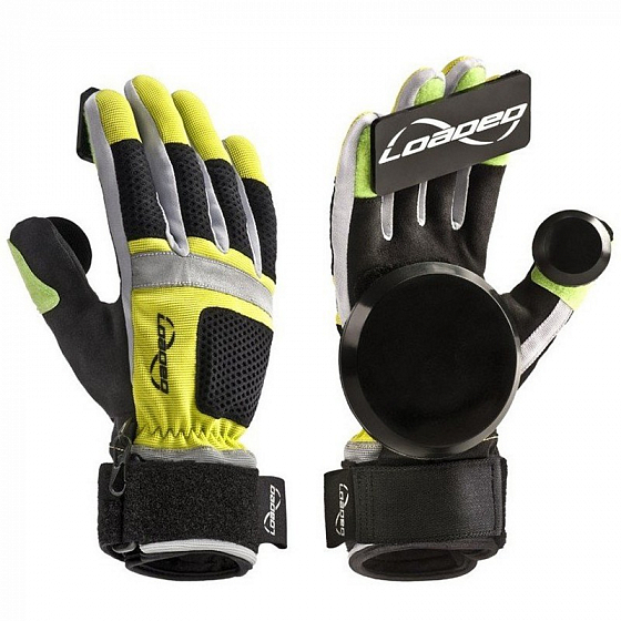 Перчатки LOADED Loaded FREERIDE Gloves SS15 от Loaded в интернет магазине www.traektoria.ru - 1 фото
