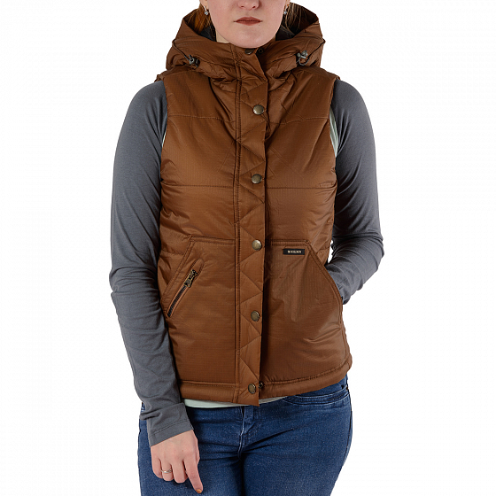 Жилет HOLDEN WILLOW VEST FW18 от Holden в интернет магазине www.traektoria.ru - 2 фото